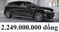 Giá xe Mercedes AMG A45 4MATIC 2020