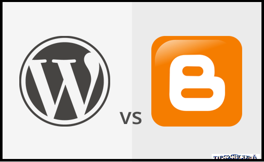 Blogger or WordPress, which one best for blogging