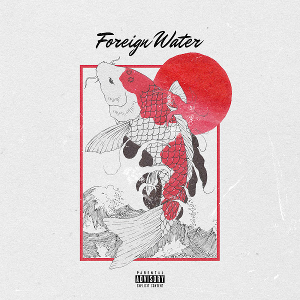 JAHKOY - Foreign Water Cover