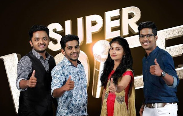 Super Voice -Winners -Asinaet Plus music reality show