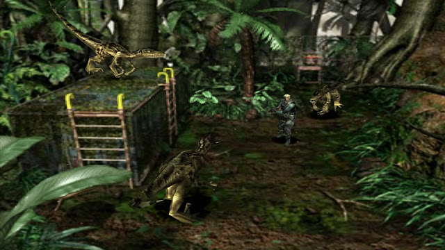 Dino Crisis 2 Captura 3