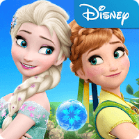 Frozen Free Fall - VER. 4.9.2 Infinite (Boosters - Lives) MOD APK