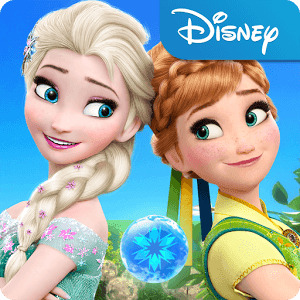 Frozen Free Fall - VER. 9.5.1 Infinite (Boosters - Lives) MOD APK