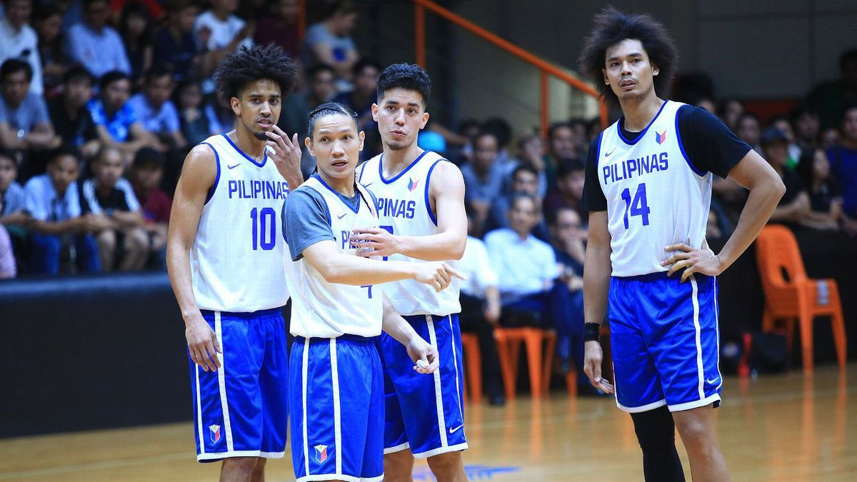 Lebanon def. Gilas Pilipinas, 71-60 in tuneup game | November 25
