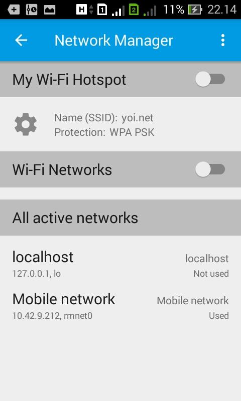 Nelpon Dan Chat/SMS Gratis Melalui Jaringan WI-FI Android