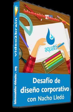 Desafío de diseño corporativo con Nacho Lledó