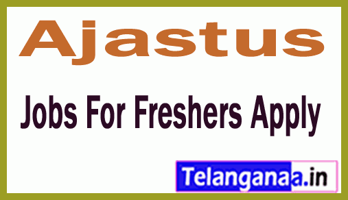 Ajastus Recruitment Jobs For Freshers Apply