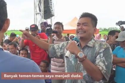 Ganjar Pranowo Tanggapi Petani Brebes yang Curhat ke Sandiaga Uno Bawang Turun Jadi Banyak Duda, Begini Katanya Singkat