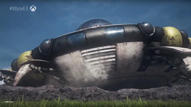 Jump Force Frieza's Ship Dragon Ball crashed