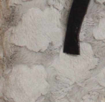 Tela de pelo para chaleco infantil