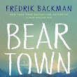 Giveaway: Beartown by Fredrik Backman