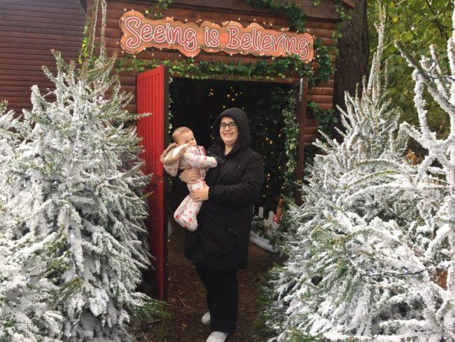 10 of the Best UK Christmas Breaks for Families 2018  - Winter Wonderland at Kielder
