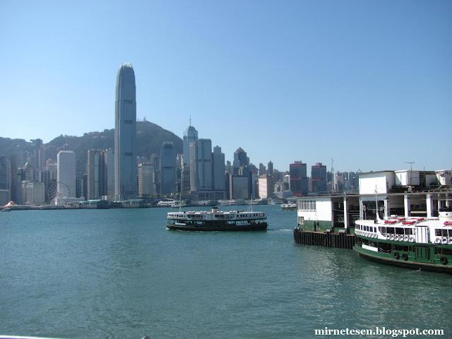 Залив Коулун, Гонконг