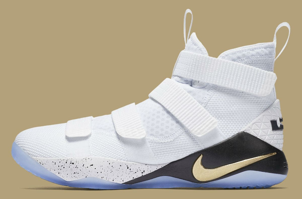 fad77803a069 ... canada lebron soldier 11 white with blue dots a9f7b 413d1