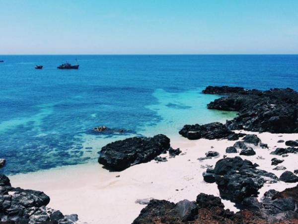 Vẻ đẹp của đảo Bé
