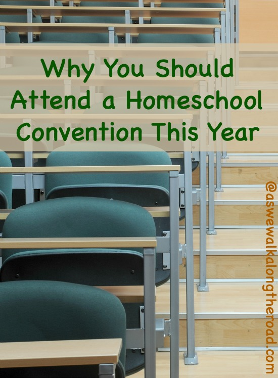 Benefits of a homeschool convention