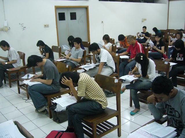 Rumoh Bahasa Adakan Tes TOEFL Gratis