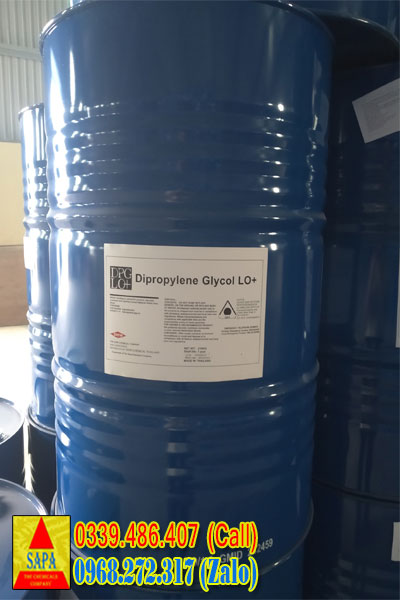 Dung môi Dipropylene Glycol (DPG) LO+