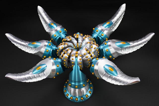 Scifi, Engineering, contemporary art, science fiction art, design art