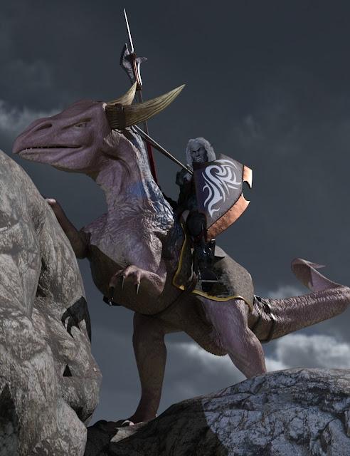 The Riding Drake