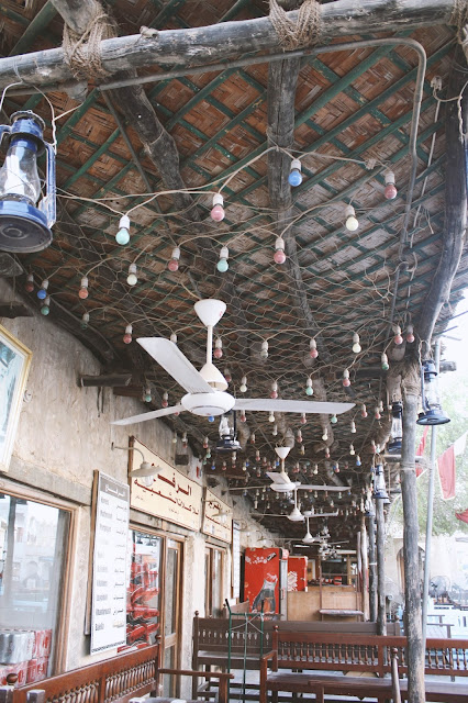 Souq waqif restaurants in Doha Qatar