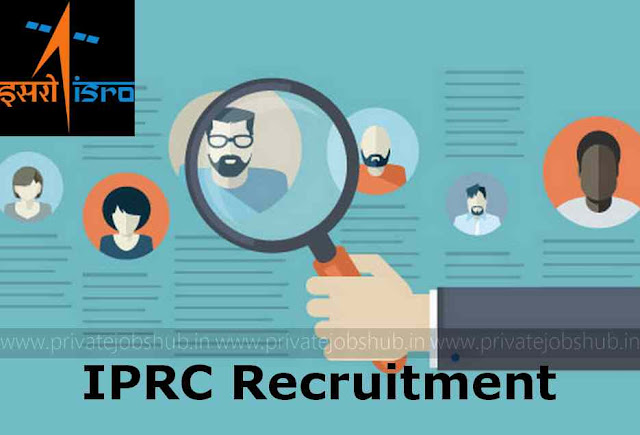 IPRC Recruitment