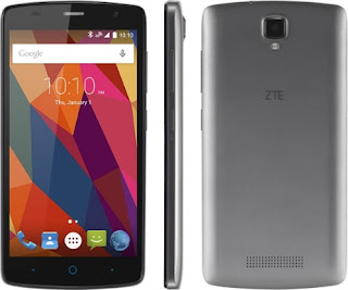 ZTE Blade L5 Plus L0510 MT6580 Stock rom