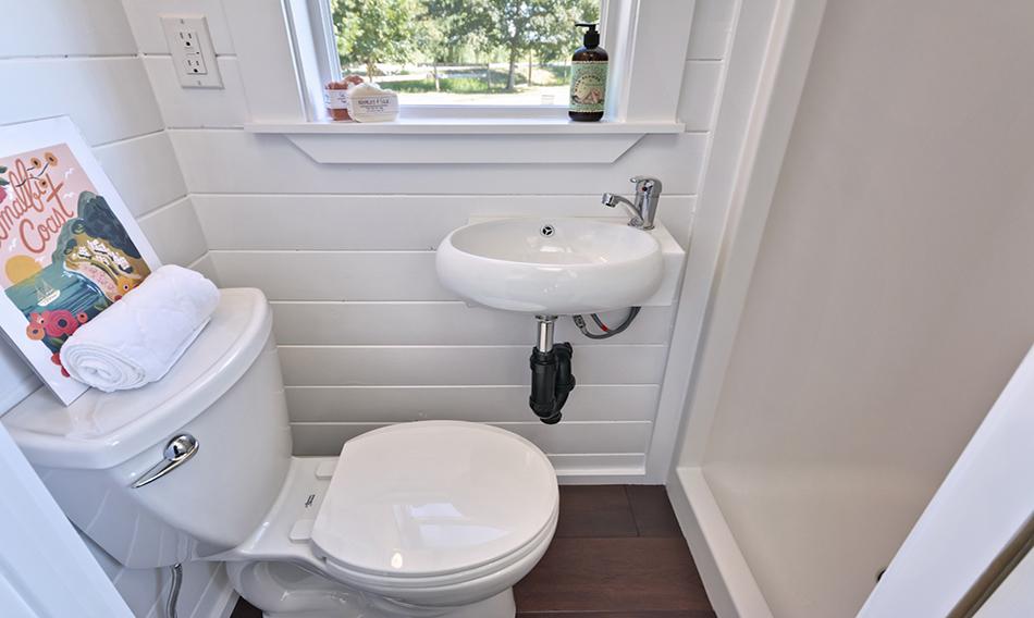 Bathroom Sinks For Tiny Houses the amalfi edition tiny house - tiny house town