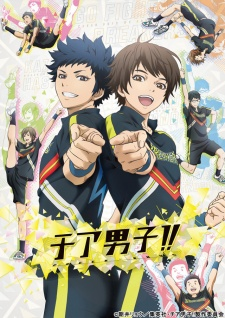 Download Cheer Danshi!! Batch Subtitle Indonesia