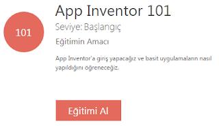 Turkcell Geleceği Yazanlar App Inventor