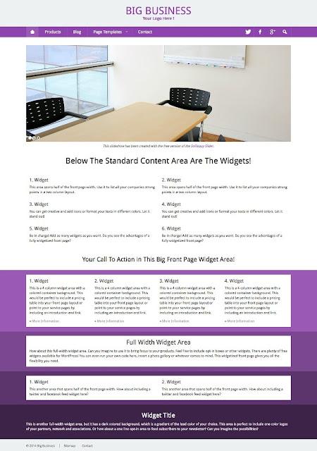 BIGbusiness Premium WP Themes