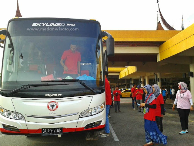 Ngetrip Bareng Komunitas WEGI dan PT Semen Padang di Tanah Minangkabau