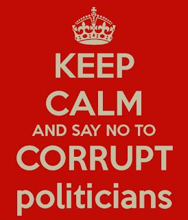 never met an honest politician