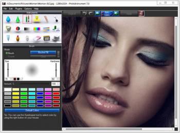برنامج ممتاز جدا في التعديل على الصور PhotoInstrumentV 7.6 Build 992