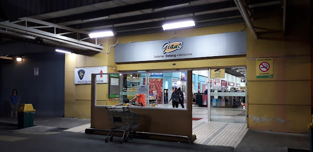 Giant Hypermarket Batu Caves