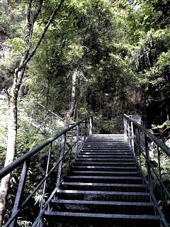 Escadaria da Cascata do Caracol, Canela