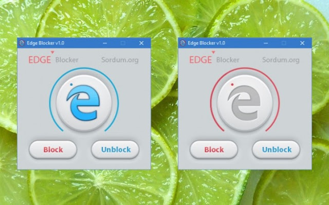 Nao quer o Edge no Windows 10? Há uma aplicação para isso