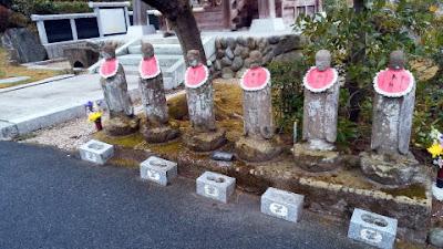 高乗寺 六地蔵