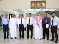 Kantor Urusan Haji di Jeddah Bahas Peningkatan Layanan Transportasi Haji