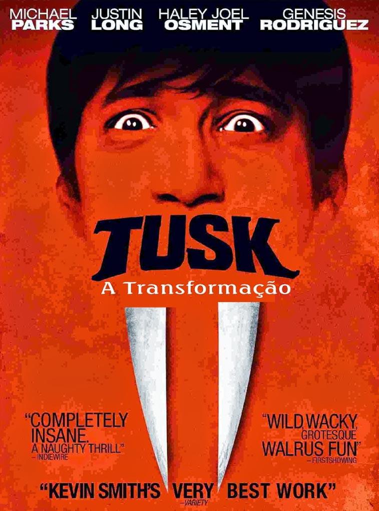 Tusk: A Transformação Torrent - Blu-ray Rip 1080p Dual Áudio (2015)