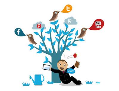 Mạng xã hội là cơ hội không thể hấp dẫn hơn để tăng thu nhập