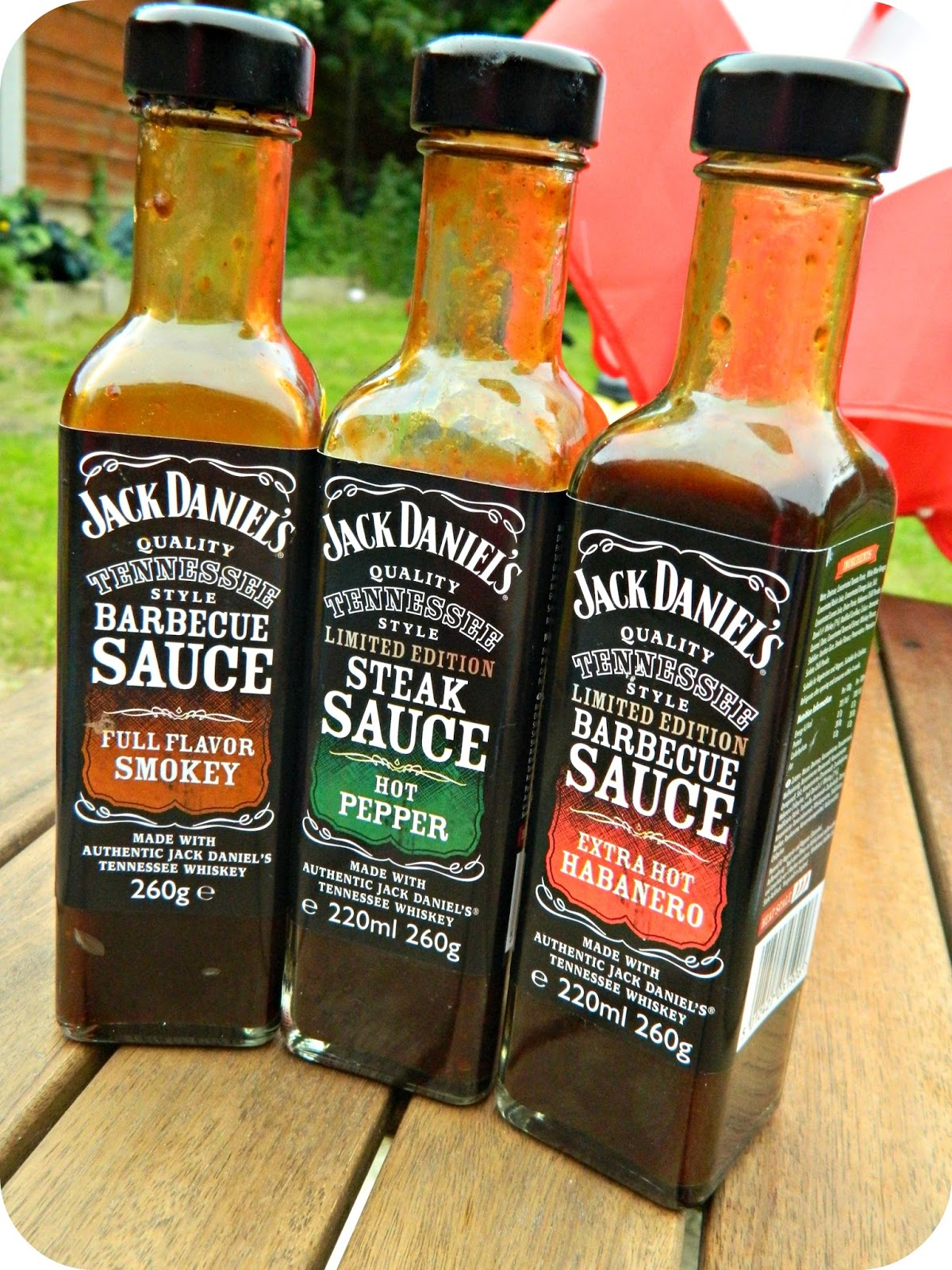 Jack Daniel's Barbecue Sauces
