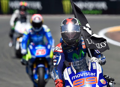 Jorge Lorenzo: Sayalah Raja di Le Mans