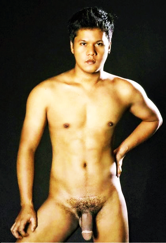 Nude men indonesian model can not