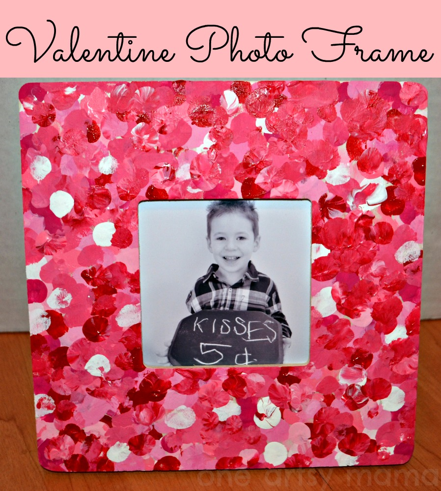 Arts And Crafts Picture Frames Ideas