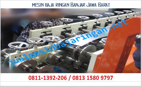 mesin baja ringan Banjar Jawa Barat