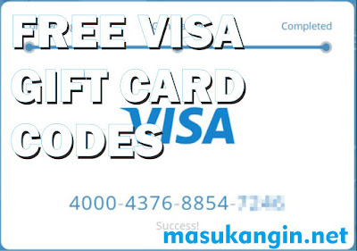 free visa gift card codes without surveys 2018 - Earn Free Visa Gift Cards