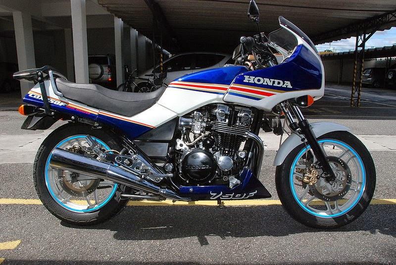 galo+88+ +serie+especial+rothmans - HONDA CBX750F