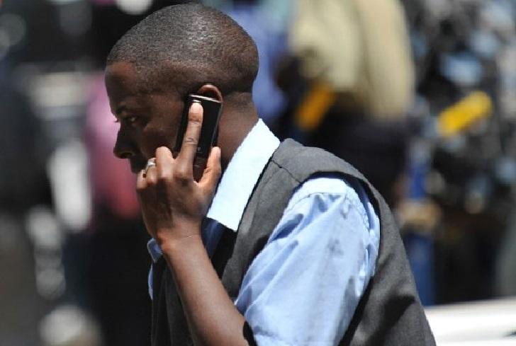 Africa Kenya mobiles user