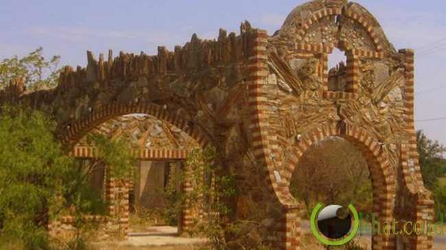Rumah Fosil Kayu